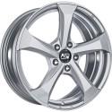 Llanta MSW 47 Silver