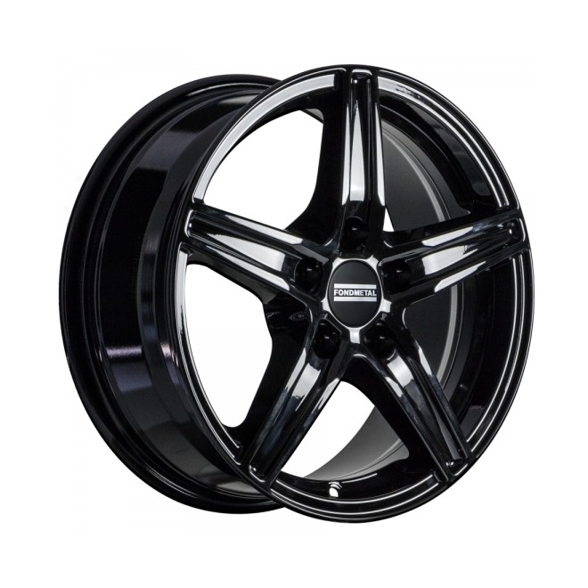 Llanta fondmetal 8100 gloss black