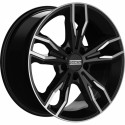 Llanta Fondmetal ALKE Glossy black machined