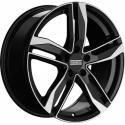 Llanta Fondmetal HEXIS Glossy black machined