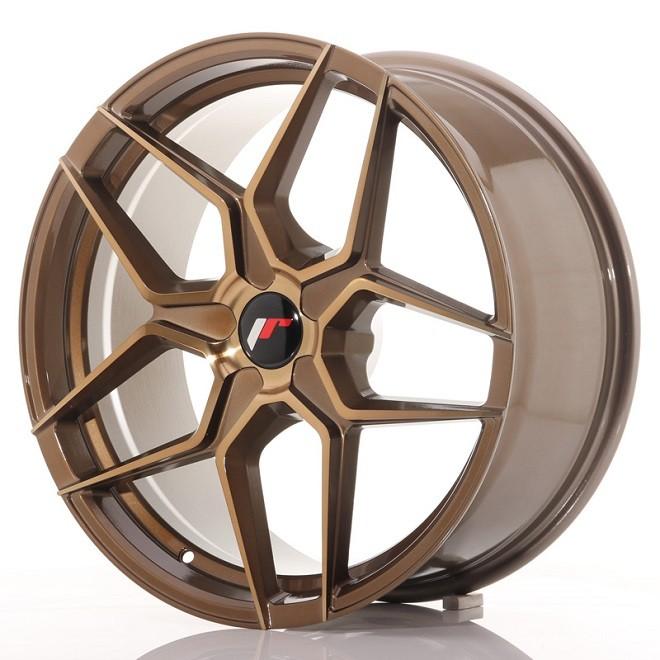 Llanta Japan Racing - JR 34 Platinium Bronze