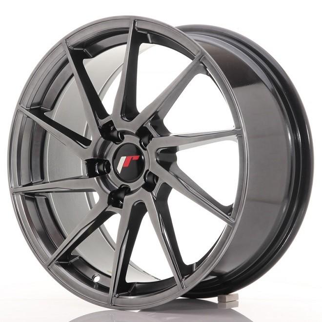 Llanta Japan Racing JR36 - Hyper Black