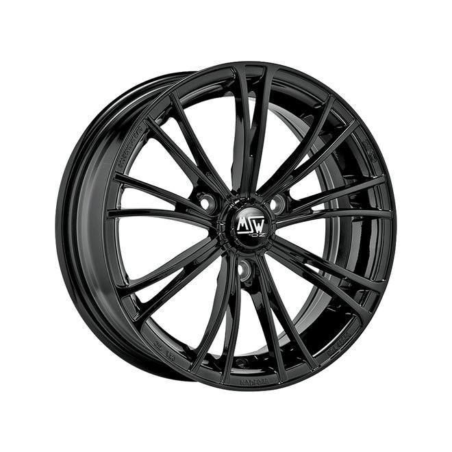 Llanta MSW X2 gloss black