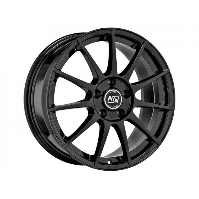 Llanta MSW 85 Gloss black