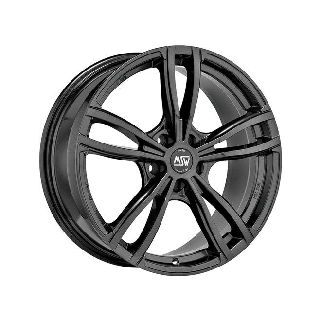 Llanta MSW 73 Gloss dark grey