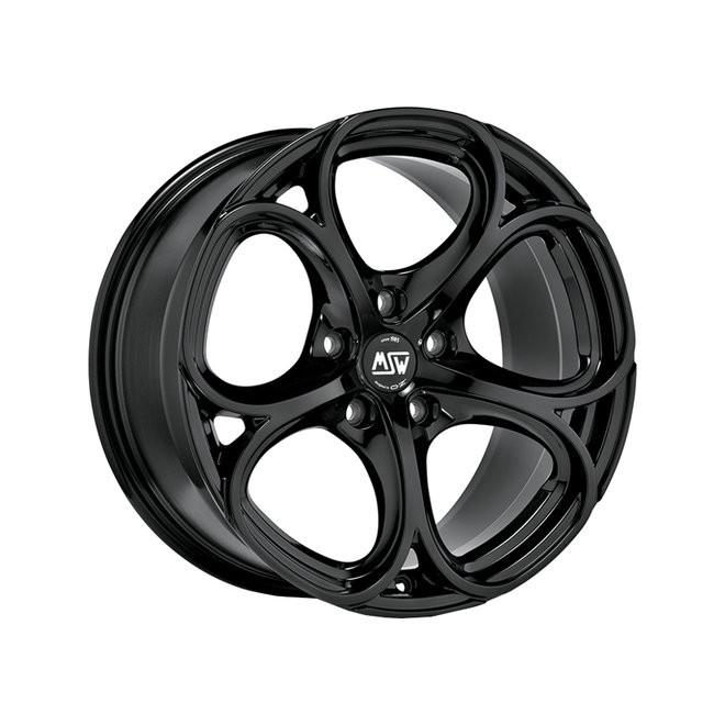 Llanta MSW 82 Gloss black