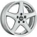 Llanta MSW 78 Silver