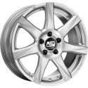 Llanta MSW 77 Full Silver