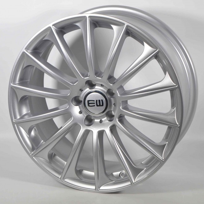 Llantas Elite wheels Wild beauty Silver
