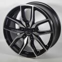 Llantas Elit wheels Scorpion Black polished