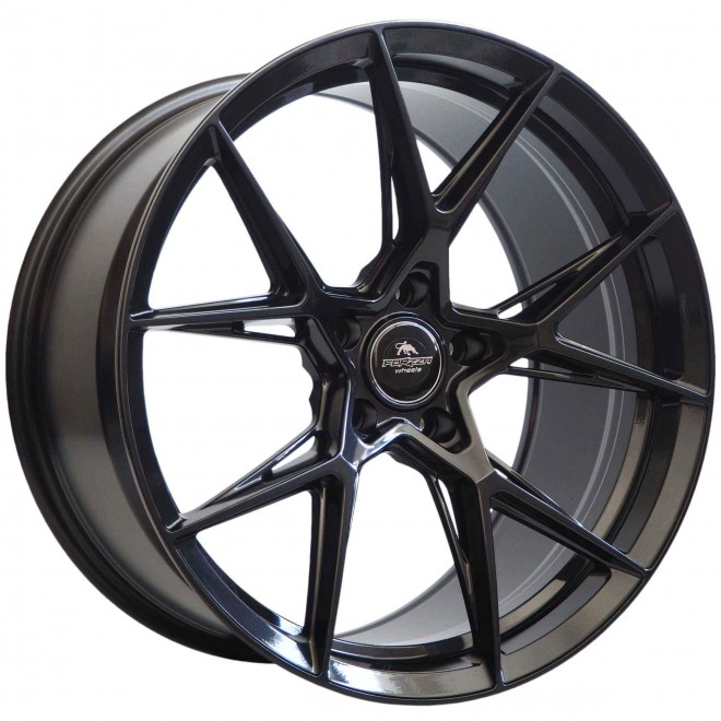 Llantas Forzza wheels Oregon Black magic