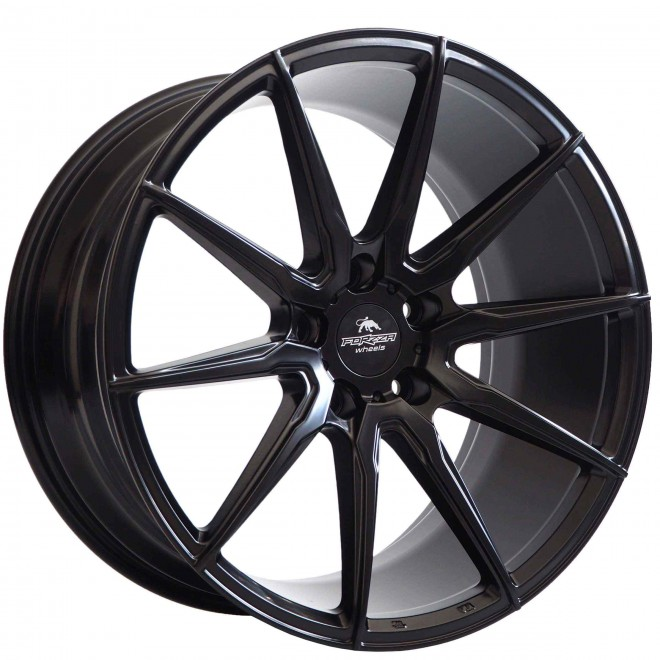Llantas Forzza wheels City Black