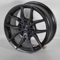 Llanta Forzza wheels Orbit Gun metal