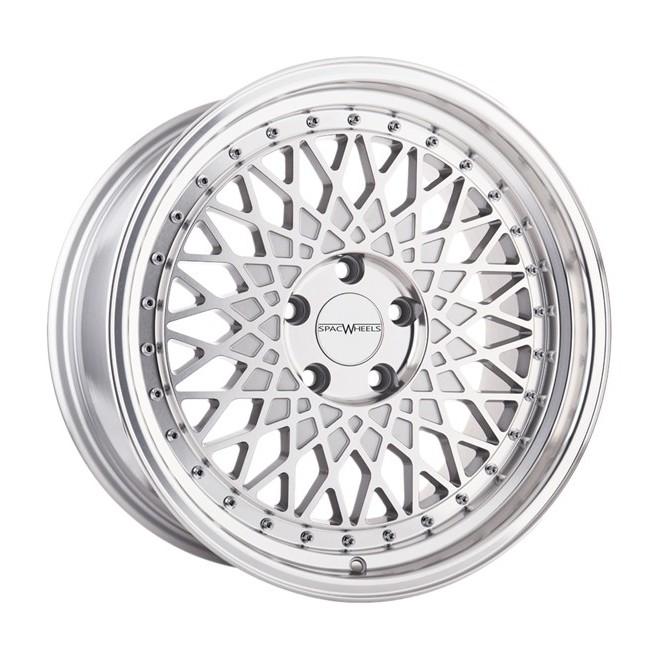 Llanta Avantgarde M220 Silver polished