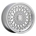 Llanta Lenso BSX Silver