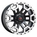 Llanta Lenso Max-08 black polished