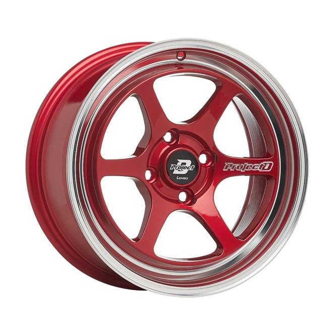 Llanta Lenso Race 2 Red