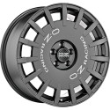 Llanta OZ rally racing dark graphite