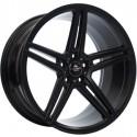 Llanta Forzza wheels Bosan Black