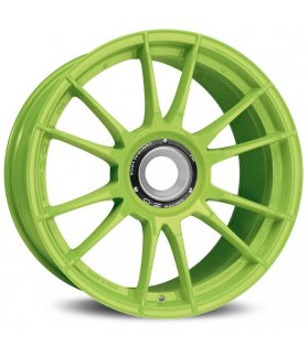 LLANTA OZ ULTRALEGGERA HLT CL ACID GREEN