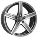LLANTA MOMO HYPERSTAR EVO MATT ANTHRACITE DIAMOND CUT