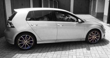 Mak Lowe FF: la llanta ideal para coches Volkswagen