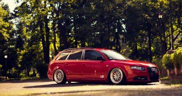 Las llantas para Audi A4 legales que tienes que conocer.