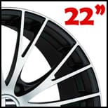 bbs-sv-satin-black-diamond-cut-22-pulgadas