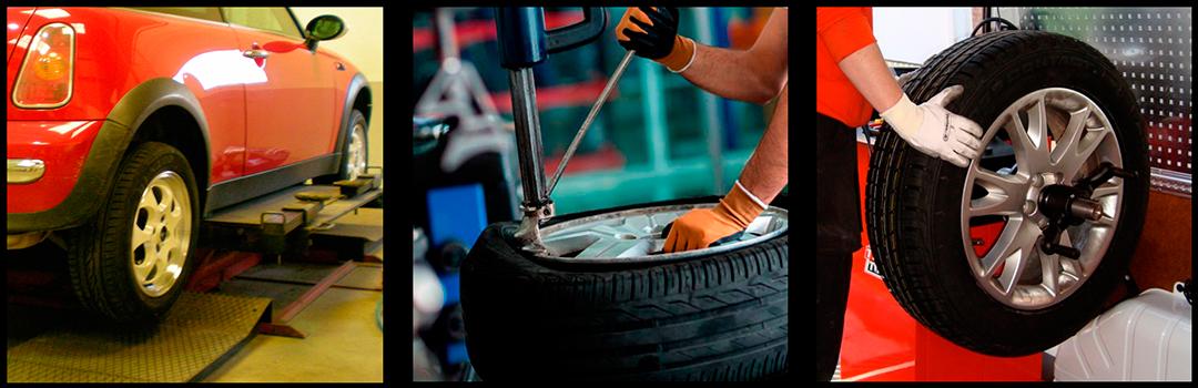 Proceso Neumáticos